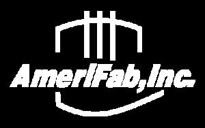 AmeriFab Logo White